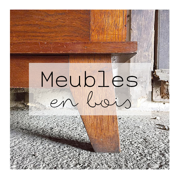 meubles en bois